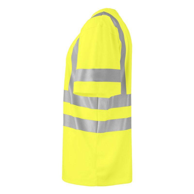 Projob Funktions T Shirt 6030 Gul 3