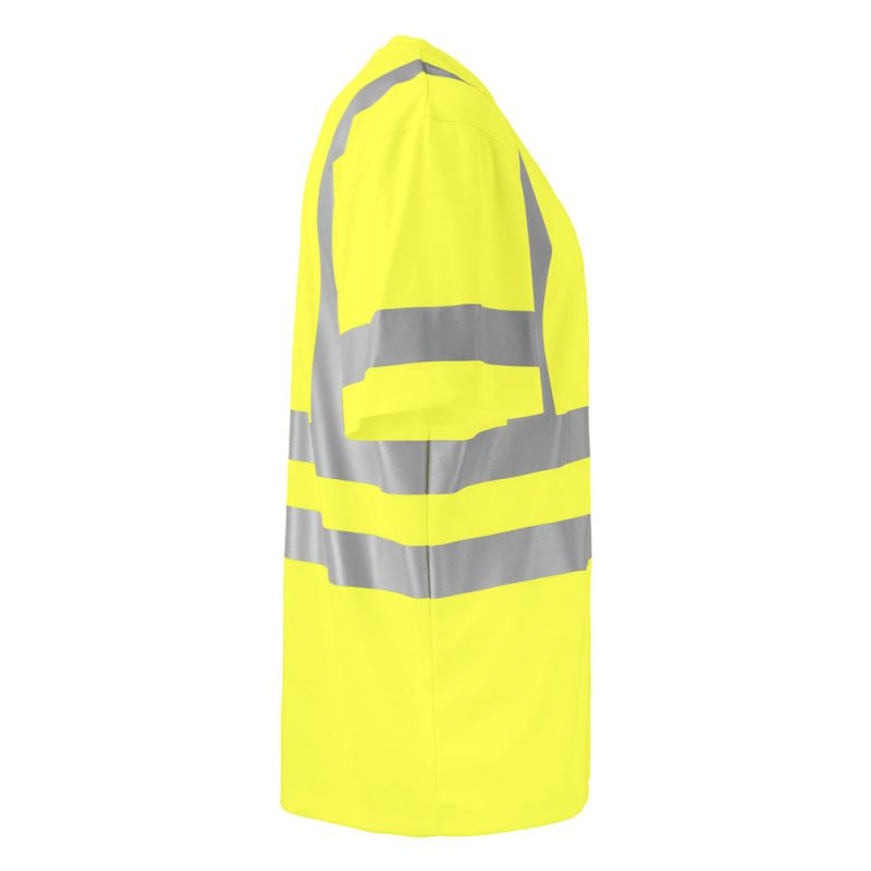 Projob Funktions T Shirt 6030 Gul 4