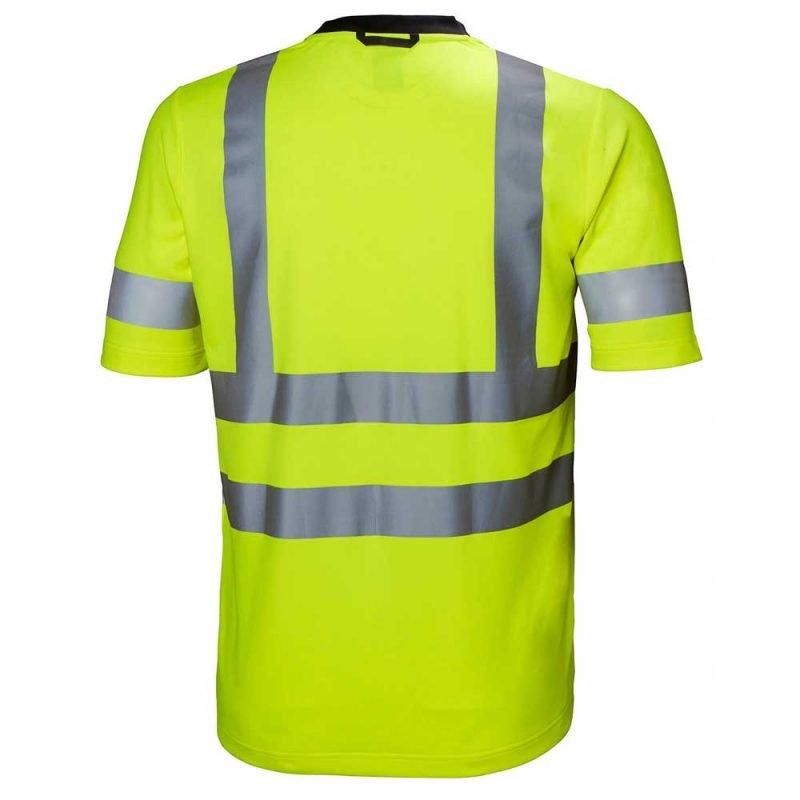 Addvis T Shirt 79092 Yellow 2