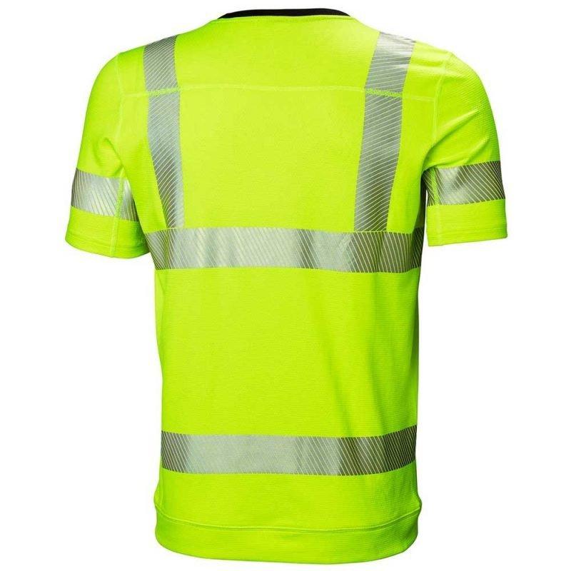 Hh Lifa Active Hi Vis T Shirt 75113 Gul 2