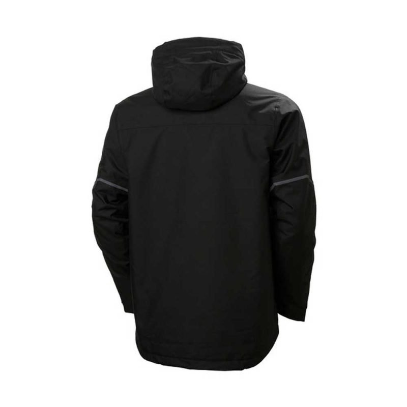Helly Hansen Kensington Winter Jacket 71345 Svart 2