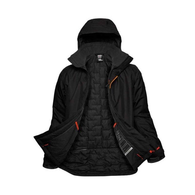 Helly Hansen Kensington Winter Jacket 71345 Svart 3