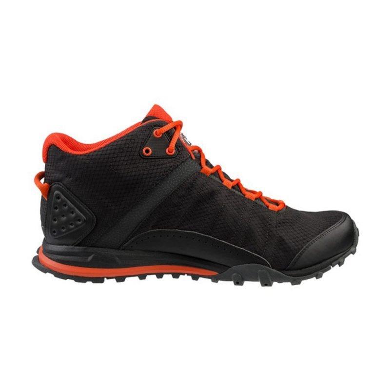 Helly Hansen Rabbora Trail Mid Ht Ww 78253 Svart Orange 2
