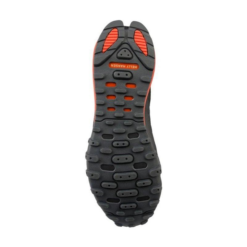 Helly Hansen Rabbora Trail Mid Ht Ww 78253 Svart Orange 5