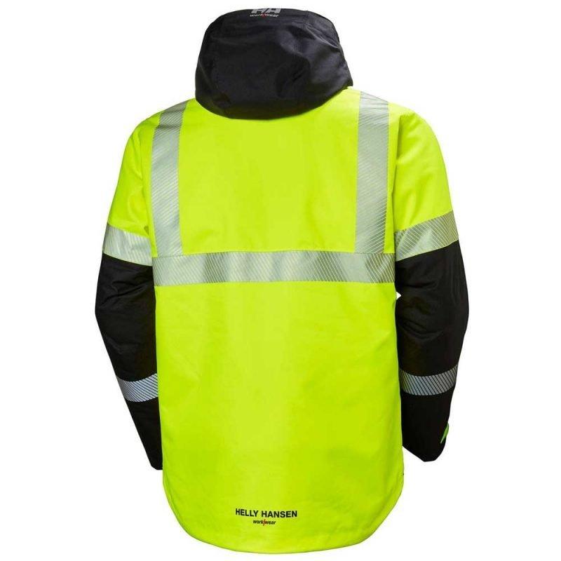Icu Winter Jacket 71372 Yellow Ebony 2