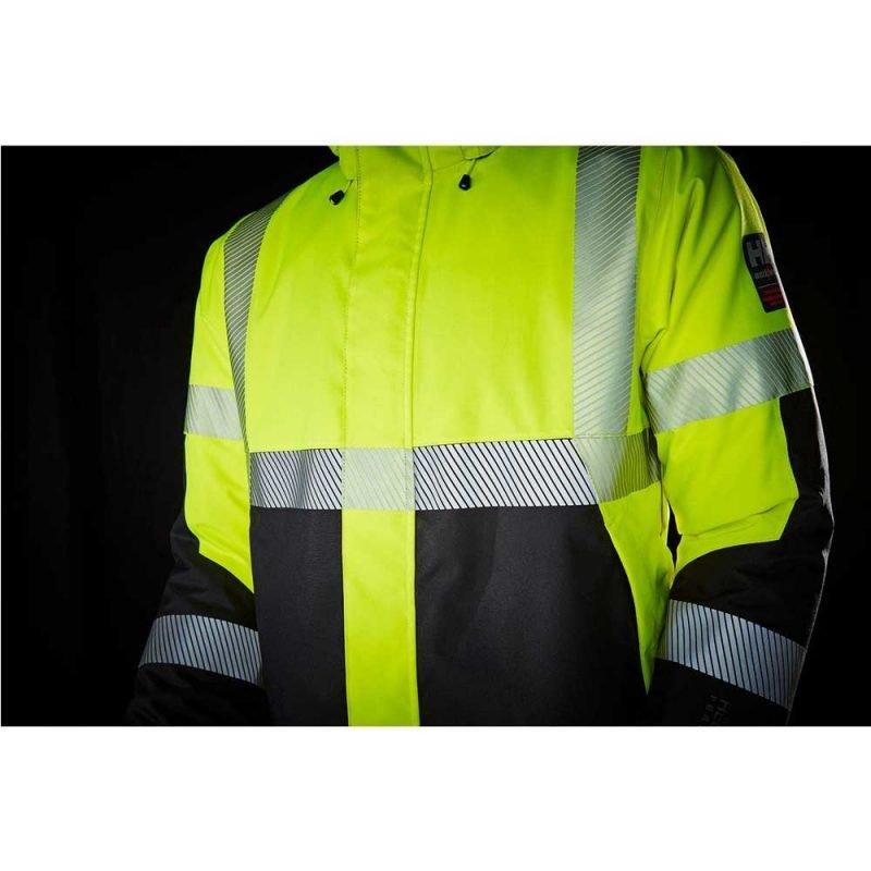 Icu Winter Jacket 71372 Yellow Ebony 5