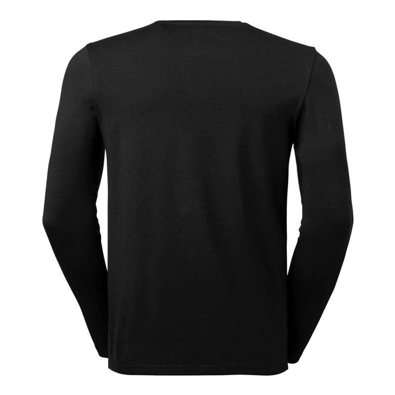 Sandryds 127 Leo Ls T Shirt Svart 2