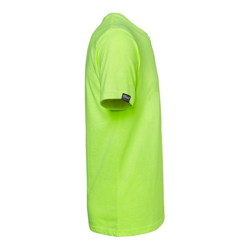 Sandryds Vegas 133 T Shirt Fluorescerande Gul 3